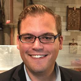 Derek Maninfior - Organist and Choirmaster