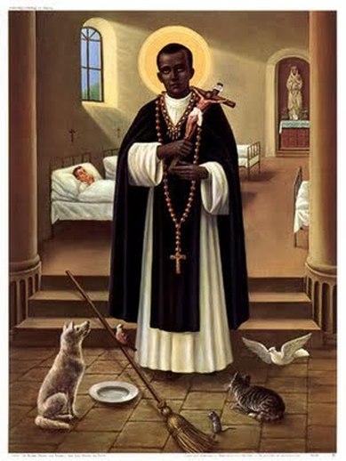 Image result for St martin de Porres