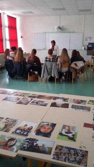 Actions au Collège NDF - Le CLER, Amours et Famille en Troisième - Photo 1