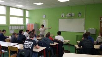 Actions au Collège NDF - Le CLER, Amours et Famille en Troisième - Photo 3