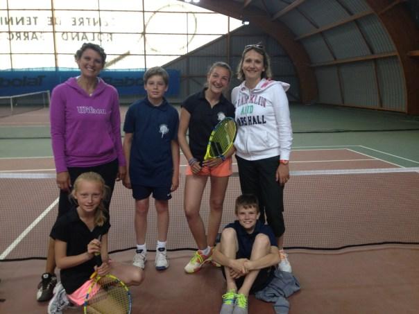 Championnat de France de Tennis Evolutif - Photo 1