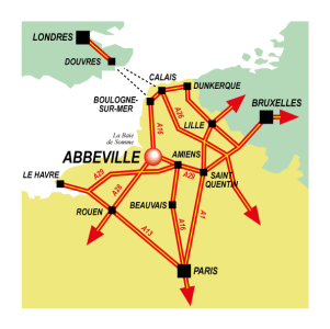 carte abbeville