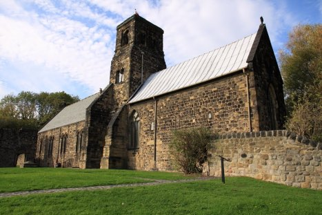 St. Paul's Church, Jarrow