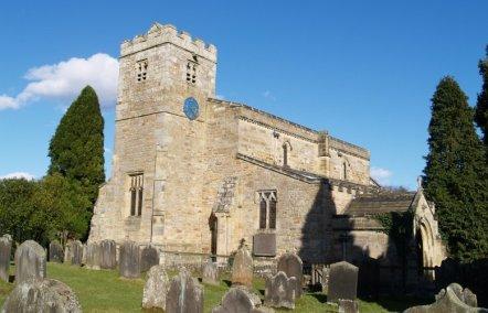 Lastingham Church