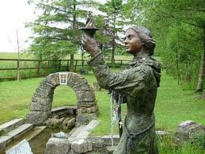 St. Brigid's Well, Kildare