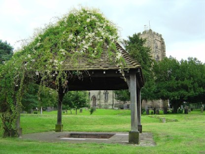 St. Chad's Well at Lichfield