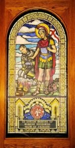 Memorial Window of St. Floiran