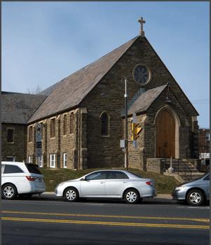 Saints United Lutheran Church