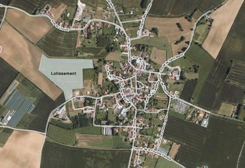 Lotissement Saint Valérien en Vendée entre la Roche-sur-Yon et Fontenay-le-Comte
