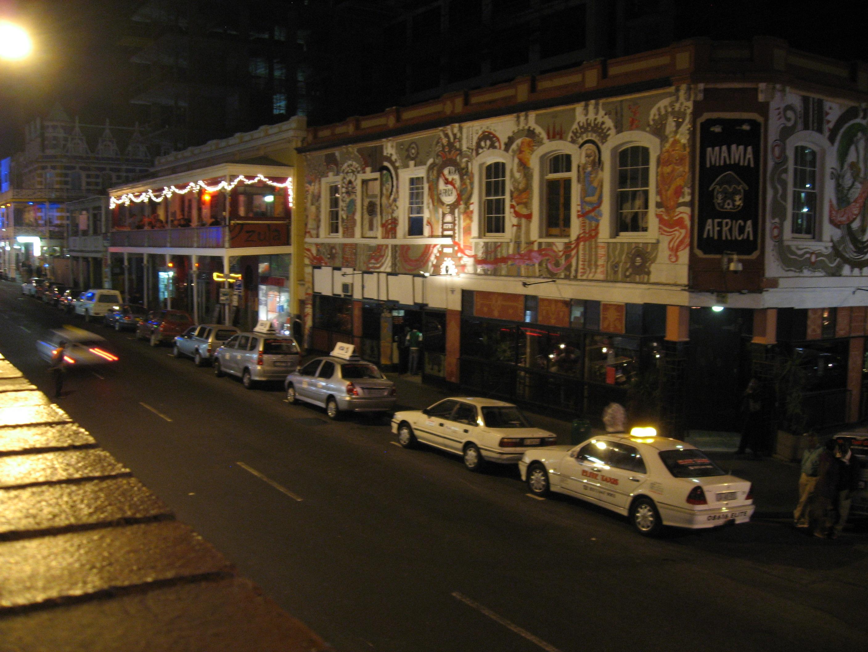 Long St. at night