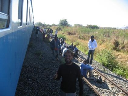 Comboio quebrado