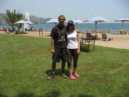 Praia Gysenyi