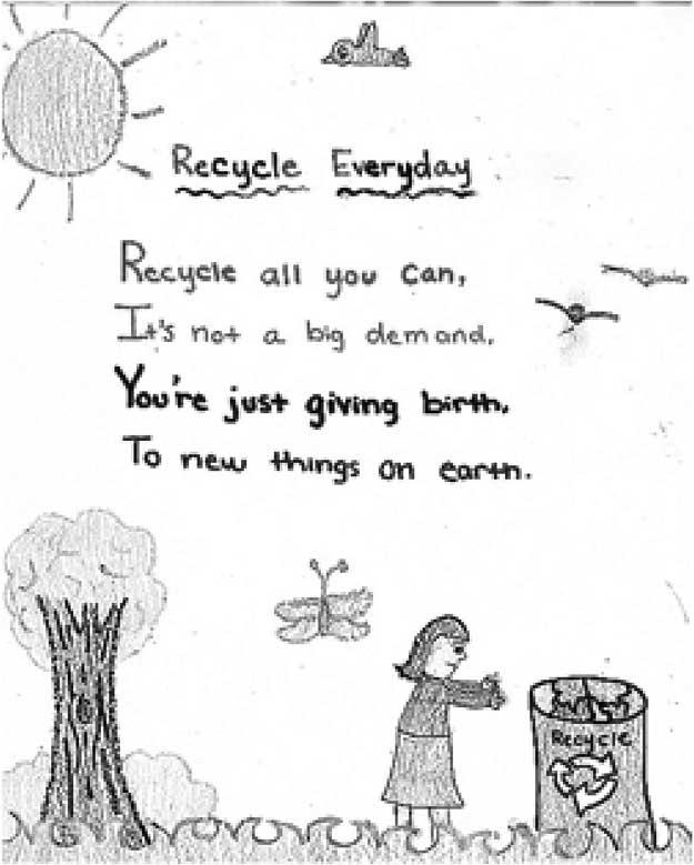 how can you as a student protect the environment