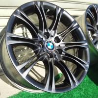 BMW 純正18インチホイール カラーチェンジ