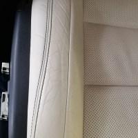 レクサスGS シート擦れ補修 全席シートコーティング