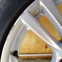 BMW 純正18インチホイール 艶消しブラックカラーチェンジ 刈谷市