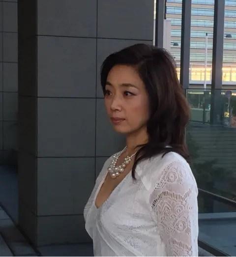 気品ある現在の藤吉久美子
