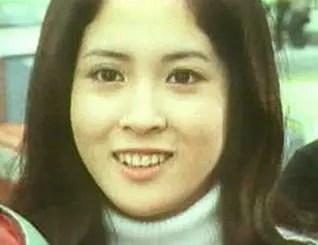 中田喜子の若い頃の画像