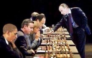 Graham - Putin Grandmaster