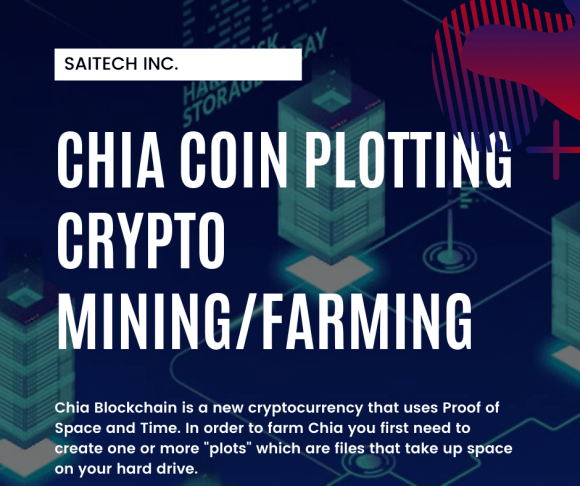Chia Farming & Mining – Chia Coin Plotting & Setup Guide 2021