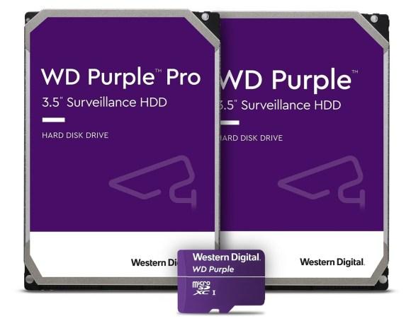 Western Digital Purple Pro Hard Drive Benefits