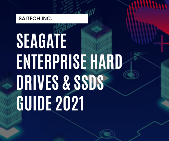Seagate Enterprise Capacity HDD & SSDs Review 2021