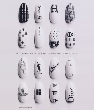Los logos de todas las grandes firmas