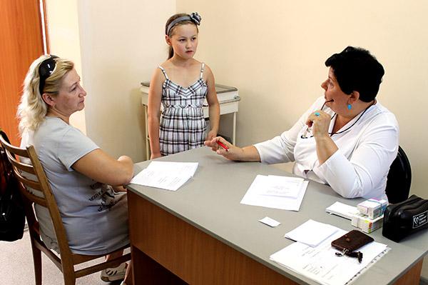 11 - Kazakhstan - Paediatrician Examining  the Patient (4)