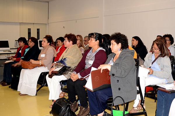 Delegates attending workshop