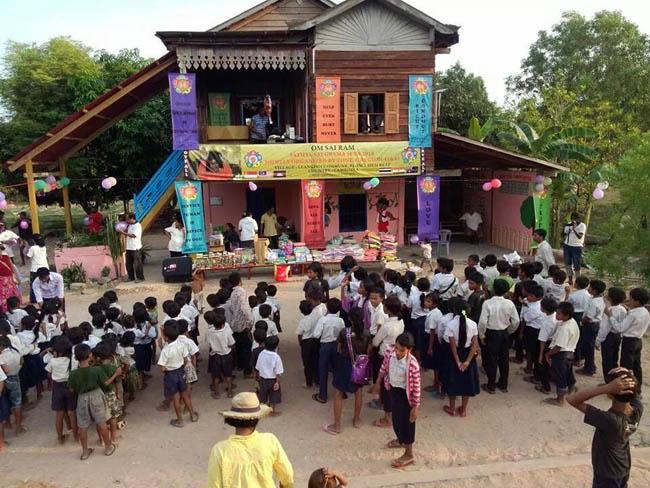 School for underprivileged children