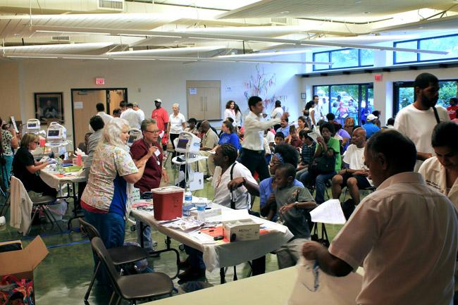 Raleigh Medical Camp-4