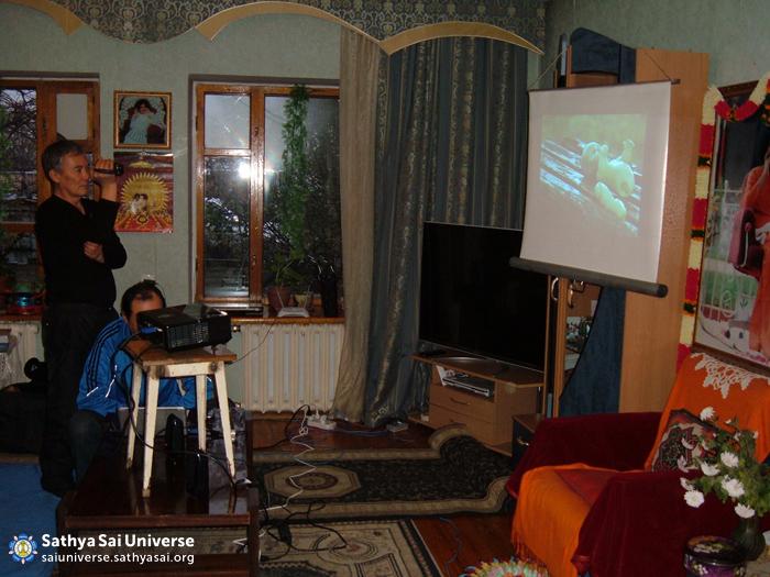 Kyrgyzstan Bishkek Zonal public meeting