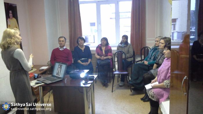 Public Meeting in Ufa, Russia