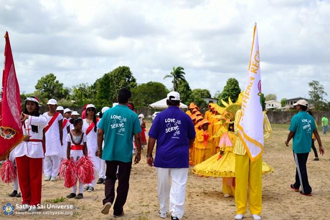 Z1 Trinidad-Tobago Event Participants