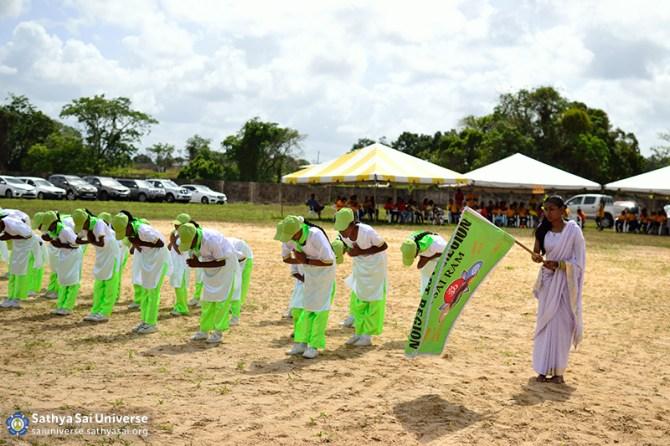 Z1 Trinidad-Tobago Sports Day programme