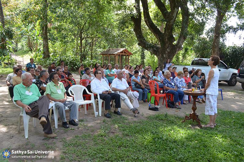 Z2A El Salvador Group meeting