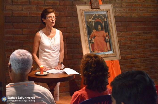 Z2A El Salvador Talk at Retreat