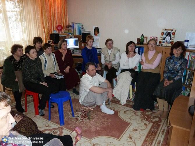 Z8 Russia Public Meeting participants