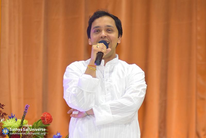 Guest Speaker Dr. Shashank Shah