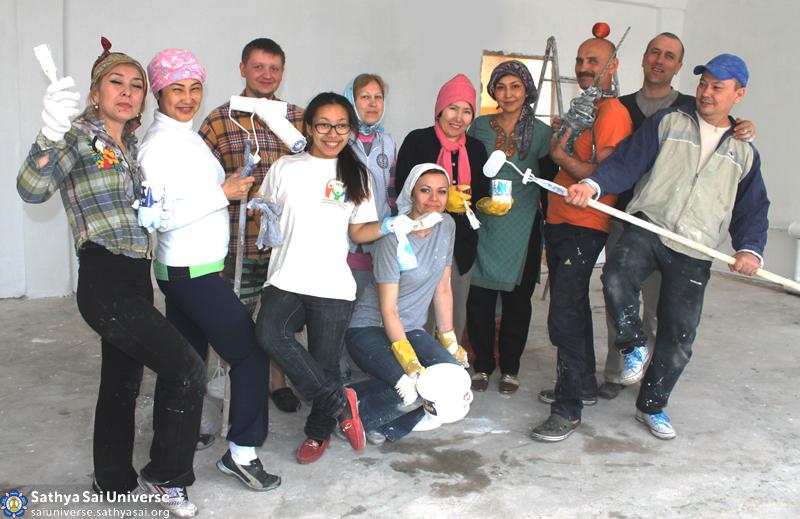 Z8 Kazakhstan 22nd bi-annual volunteer camp 10