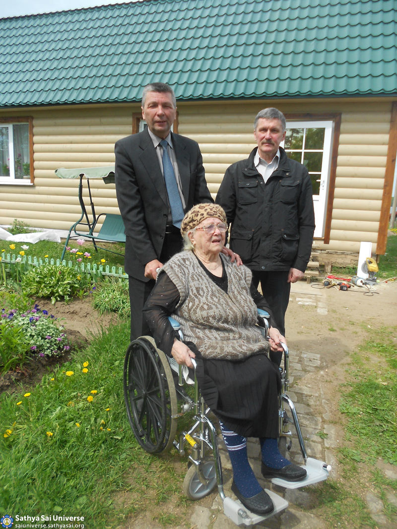 Z8 Russia Medical and social assistance in Leningrad region 6