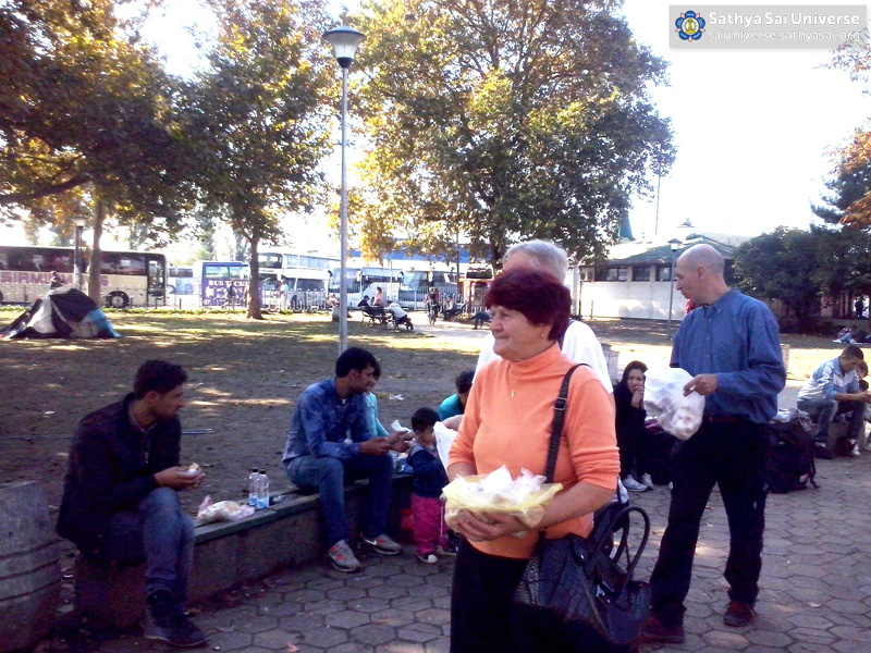 Service for the Syrian refugees in Serbia 4th October 2015 6 copy
