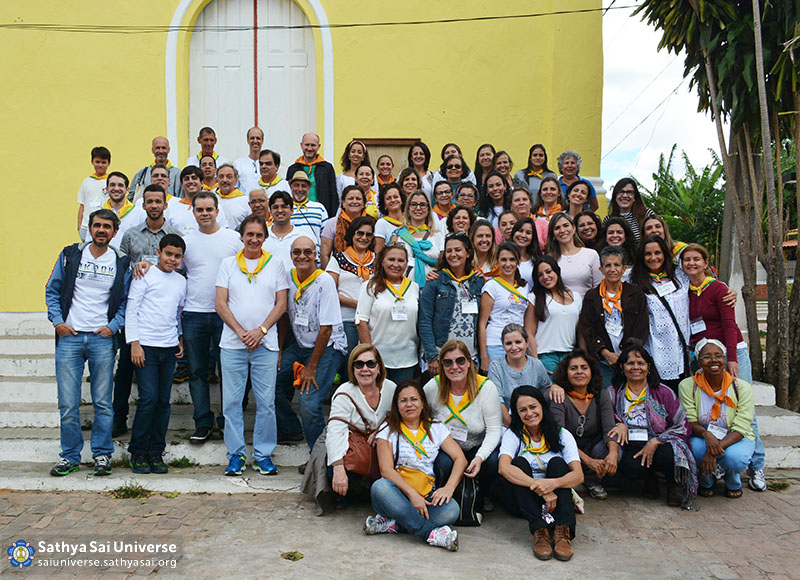 Z2B-Brazil-2015-06-Northeast Committee - Goup of the Volunteers