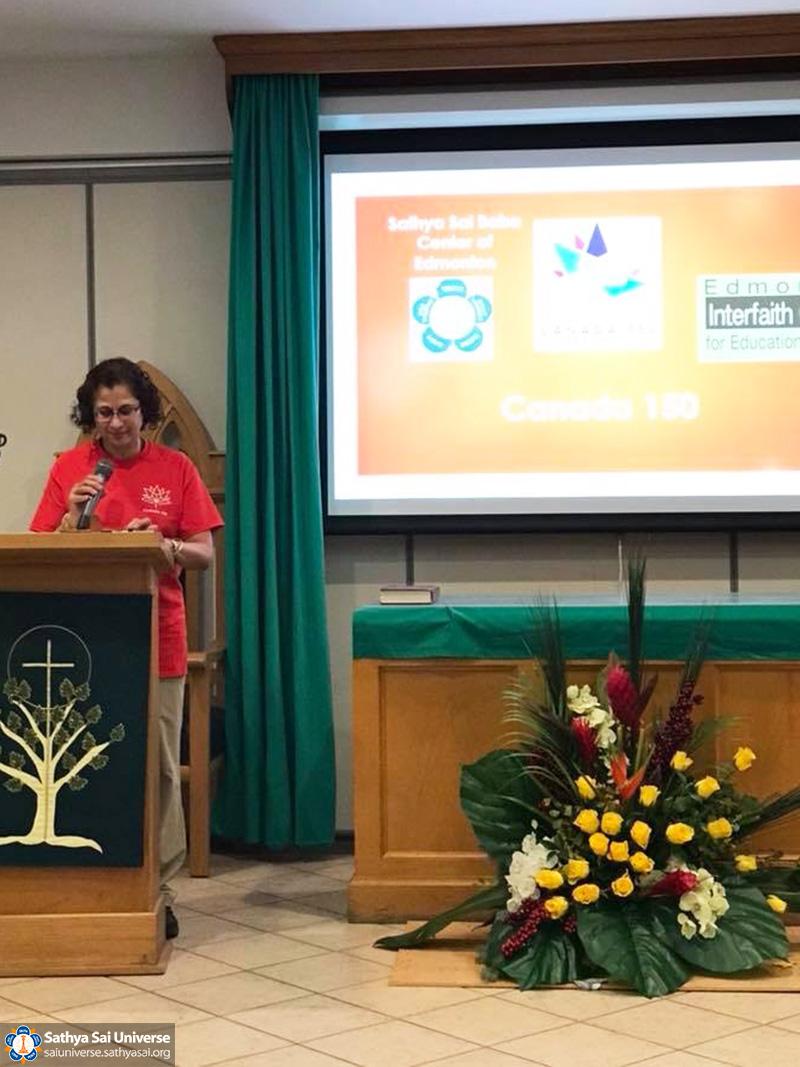 Interfaith Prayer for Mother Earth in Canada – Sathya Sai Universe