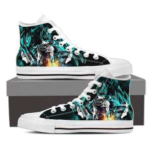 Dragon Ball Strong Vegito Potara Fusion Dope Sneaker Shoes