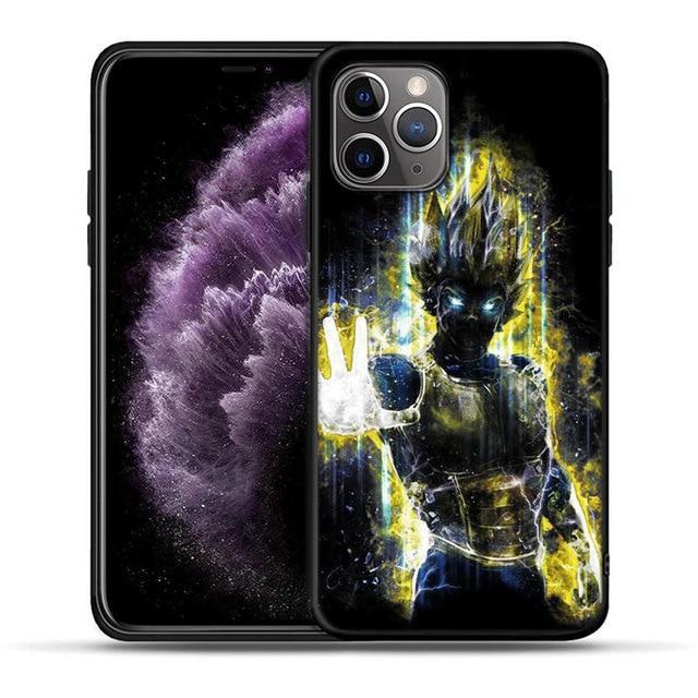 Ball Z Dragon Aura Purple