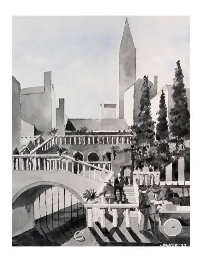 Canal Bridge-2020