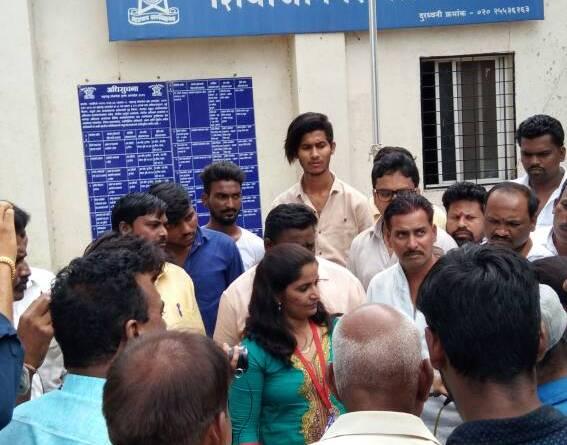 Shivajinagar police complaint
