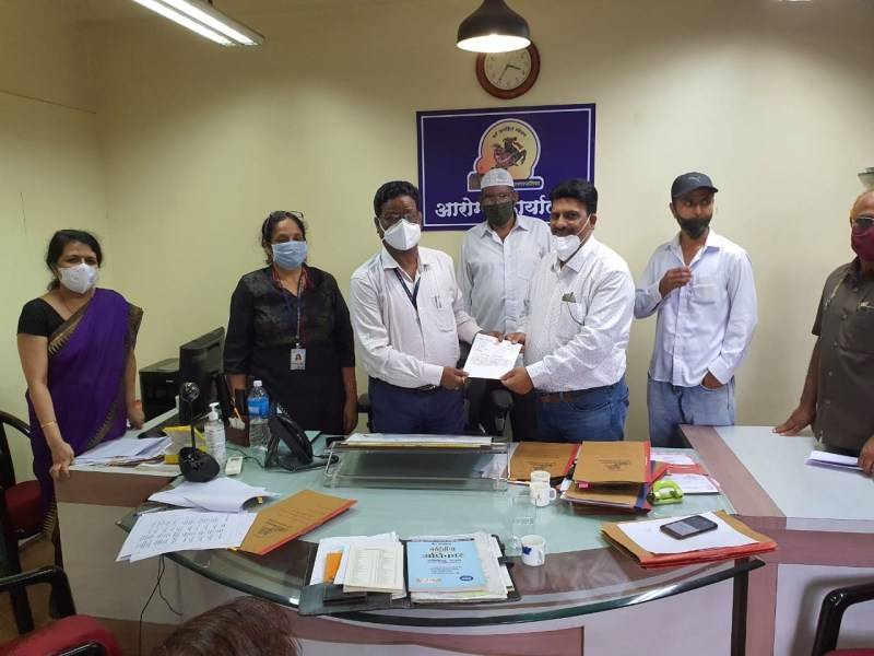 Aware Punekar canceled the tender of Rs. 28 lakh issued by Pune Municipal Corporation