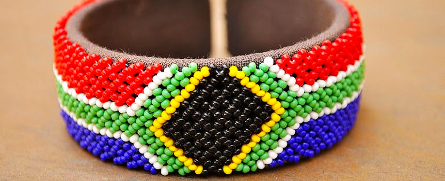 The South African flag and National Symbols